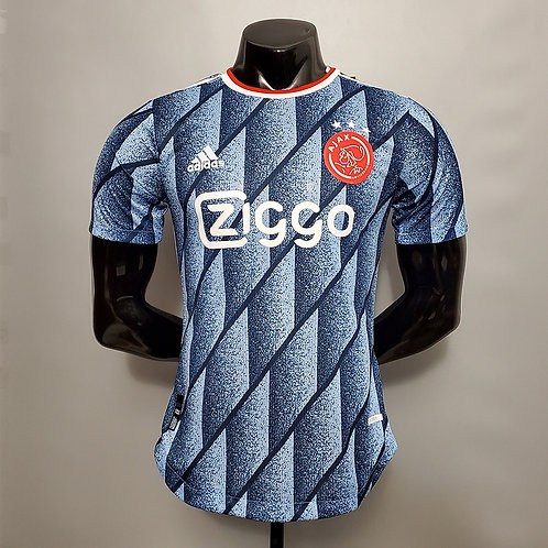 Camisa Ajax Il 20/21 - Jogador Adidas