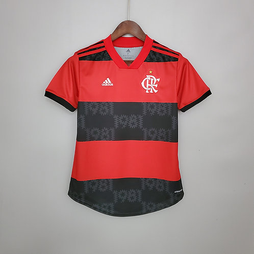 Camisa Flamengo I 2021 - Torcedora Adidas