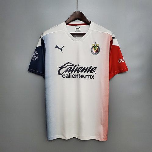 Camisa Chivas Guadalajara ll 20/21 - Torcedor Puma