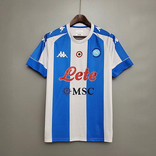 Camisa Napoli IIII Maradora 20/21 - Torcedor Kappa