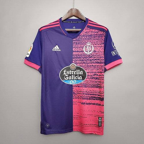 Camisa Real Valladolid ll 20/21 - Torcedor Adidas