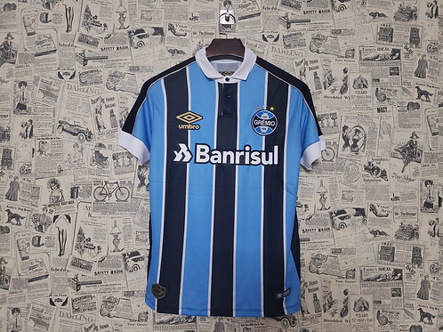 Camisa Grêmio Home 2019 - Torcedor Umbro