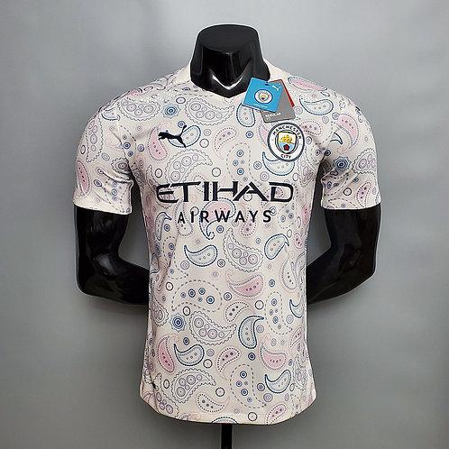 Camisa Manchester City III 20/21 - Jogador Puma