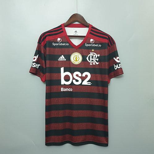 Camisa Flamengo Home 2019 - Edição Brasileiro