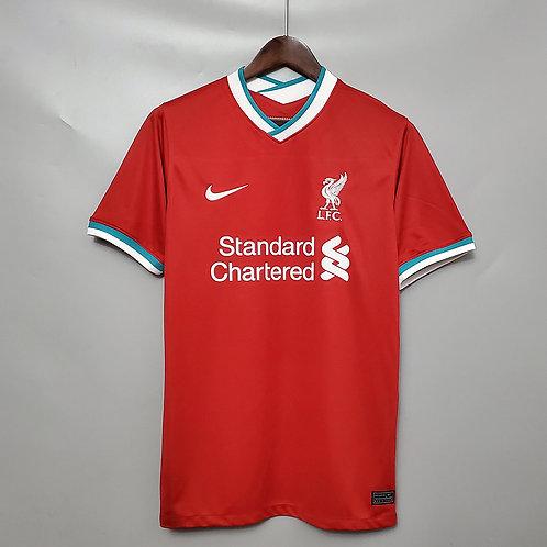 Camisa Liverpool I 20/21 - Torcedor Nike