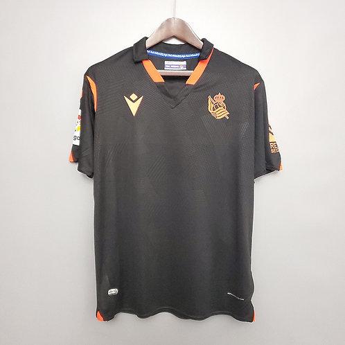 Camisa Real Sociedad ll 20/21 - Torcedor Macron