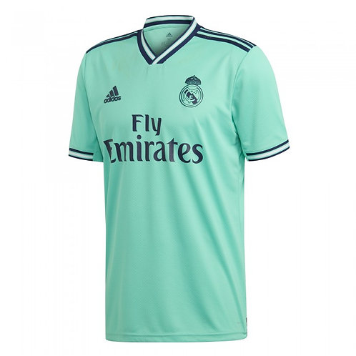 Camisa Real Madrid Third 2019 - Jogador Adidas