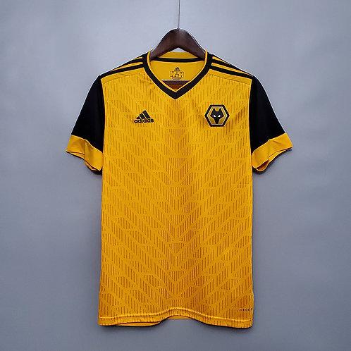 Camisa Wolverhampton I 20/21 - Torcedor Adidas