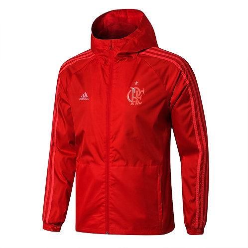 Kit Corta Vento Flamengo - Adidas