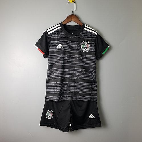 Kit México Home 2020 - Infantil Adidas