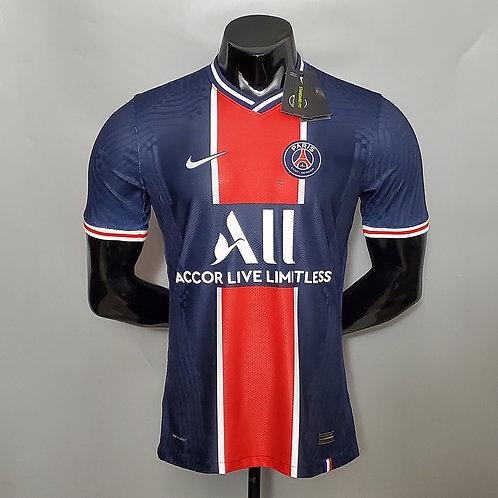 Camisa PSG I 20/21 - Jogador Nike