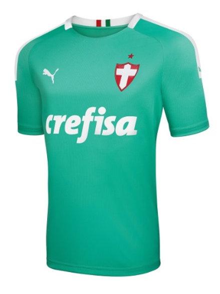 Camisa Palmeiras Third 2019 - Torcedor Puma