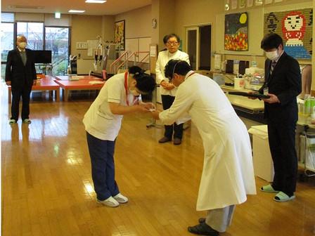 介護老人保健施設しおはま開所について
