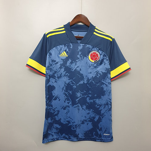 Camisa Colômbia lI 20/21 - Torcedor Adidas