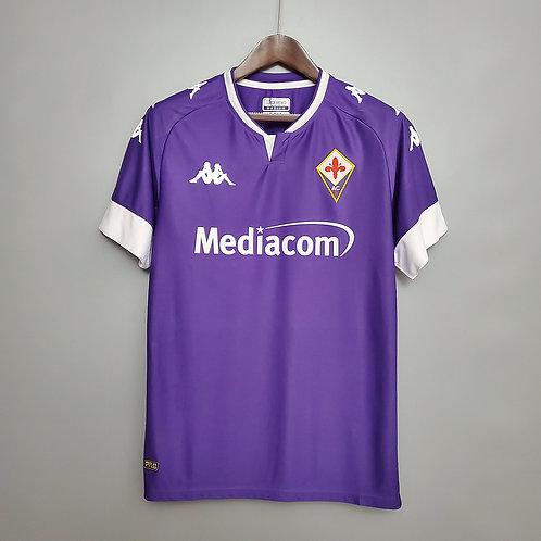 Camisa Fiorentina I 20/21 - Torcedor Kappa