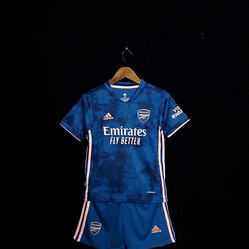 Conjunto Infantil Arsenal III 20/21 - Adidas