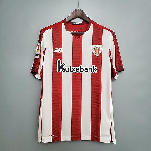 Camisa Athletic Bilbao l 20/21 - Torcedor New Balance