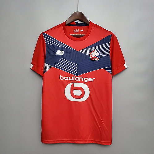 Camisa Lille I 20/21 - Torcedor New Balance