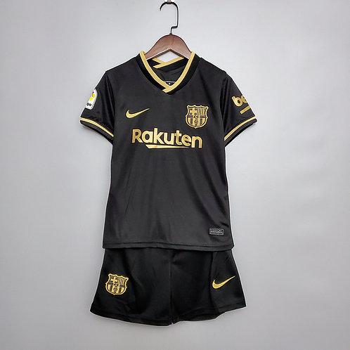 Conjunto Infantil Barcelona ll 20/21 - Nike