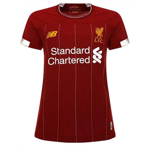 Camisa Liverpool Home 2019 - Feminina New Balance