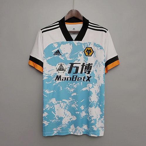 Camisa Wolverhampton II 20/21 - Torcedor Adidas