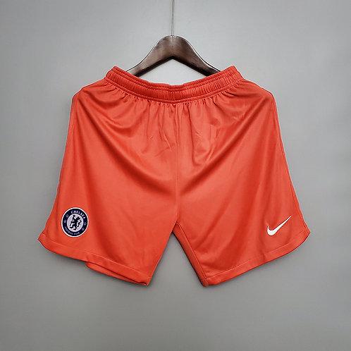 Calção Chelsea IlI 20/21 - Torcedor Nike
