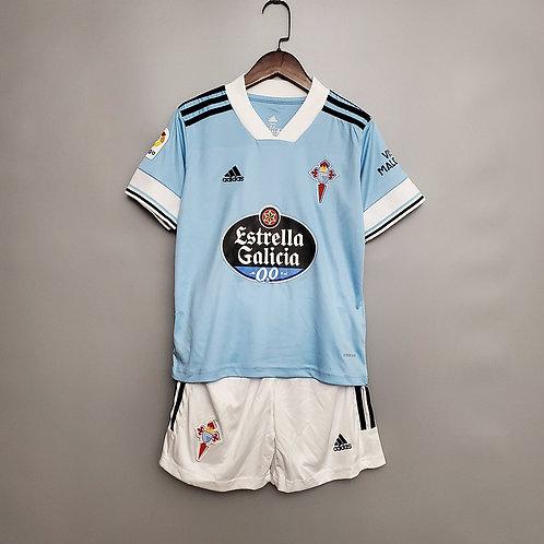 Conjunto Infantil Celta de Vigo l 20/21 - Adidas