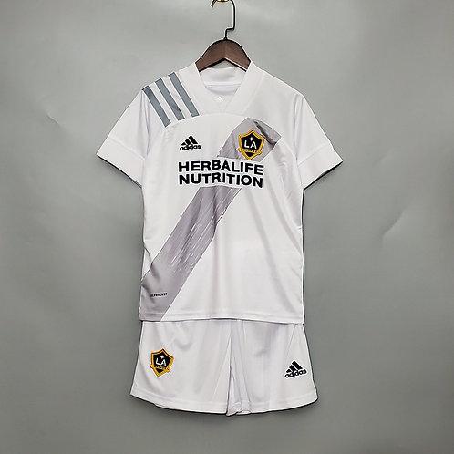 Conjunto Infantil LA Galaxy l 20/21 - Adidas