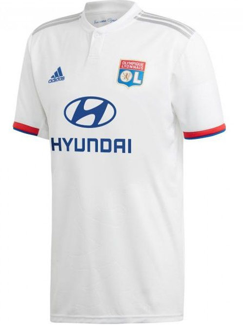 Camisa Lyon Home 2019 - Torcedor Adidas