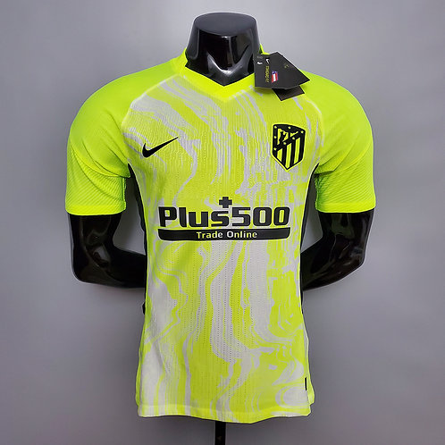 Camisa Atlético de Madrid lll 20/21 - Jogador Nike
