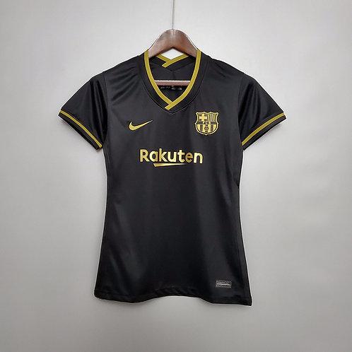 Camisa Barcelona ll 20/21 - Torcedora Nike
