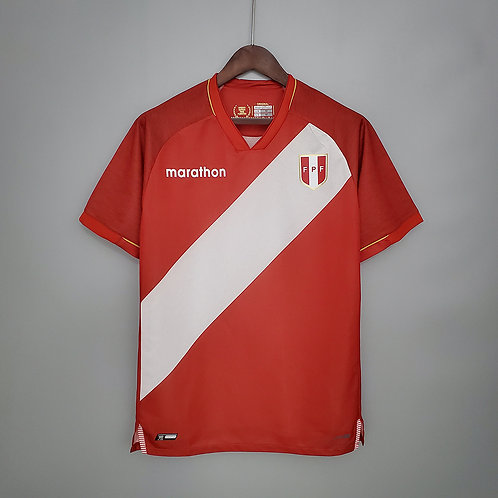 Camisa Peru I 20/21 - Torcedor Marathon