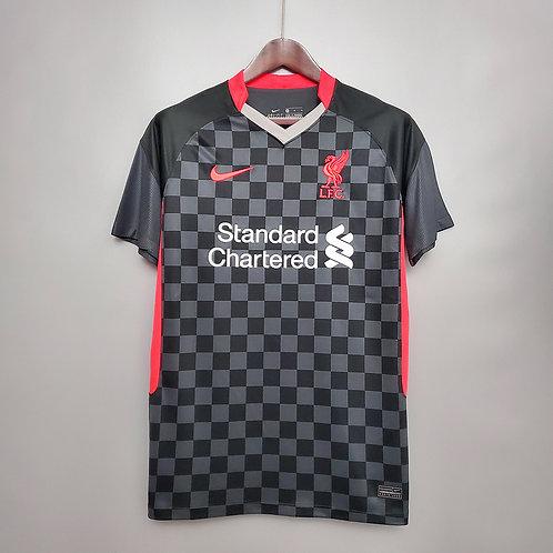 Camisa Liverpool III 20/21 - Torcedor Nike