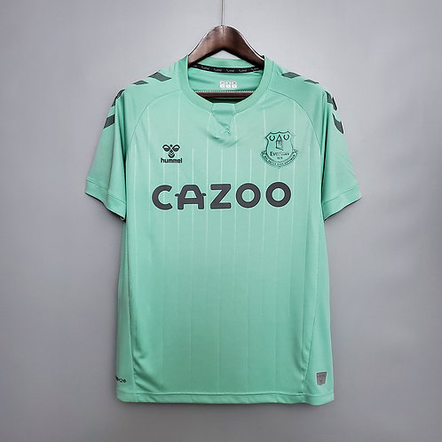 Camisa Everton III 20/21 - Torcedor Hummel