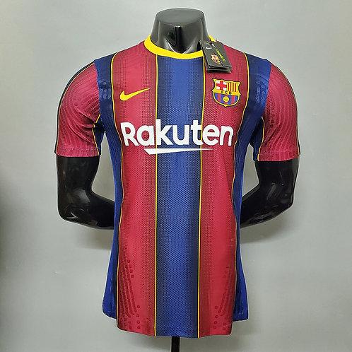 Camisa Barcelona l 20/21 - Torcedor Nike