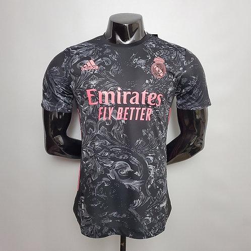 Camisa Real Madrid lll 20/21 - Jogador Adidas