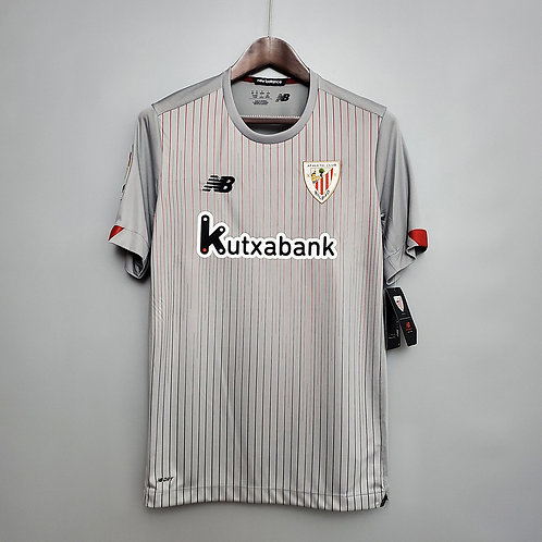 Camisa Athletic Bilbao ll 20/21 - Torcedor New Balance