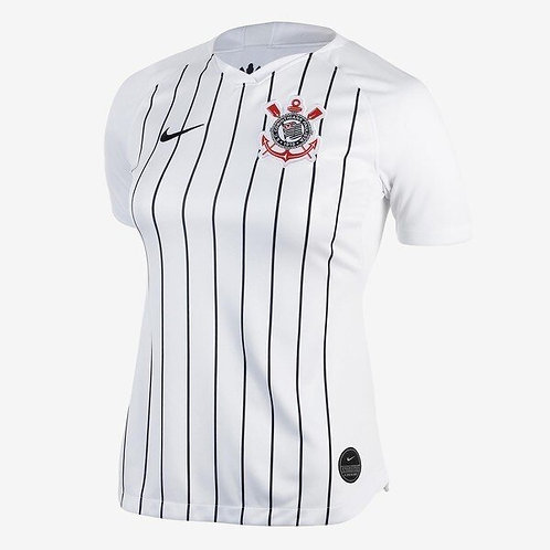 Camisa Corinthians Home 2019 - Feminina Nike