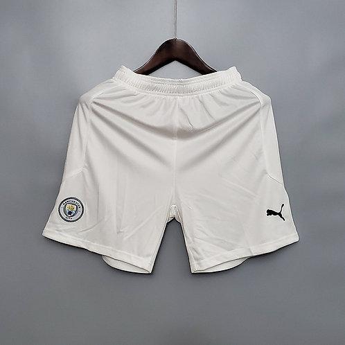 Calção Manchester City I 20/21 - Torcedor Nike