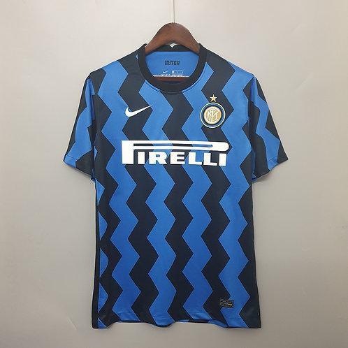 Camisa Inter de Milão I 20/21 - Torcedor Nike