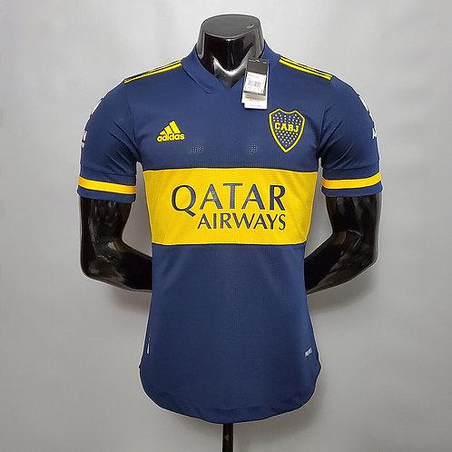 Camisa Boca Juniors l 20/21 - Jogador Adidas