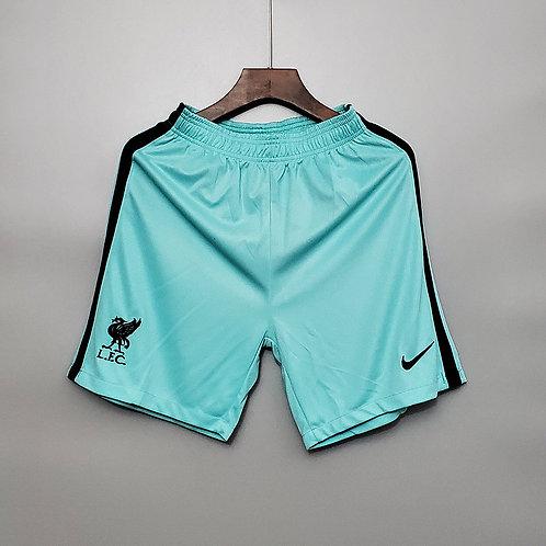 Calção Liverpool II 20/21 - Torcedor Nike