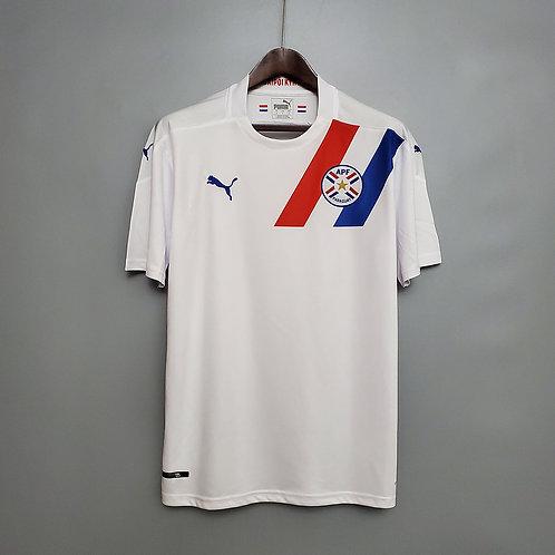 Camisa Paraguai lI 20/21 - Torcedor Puma