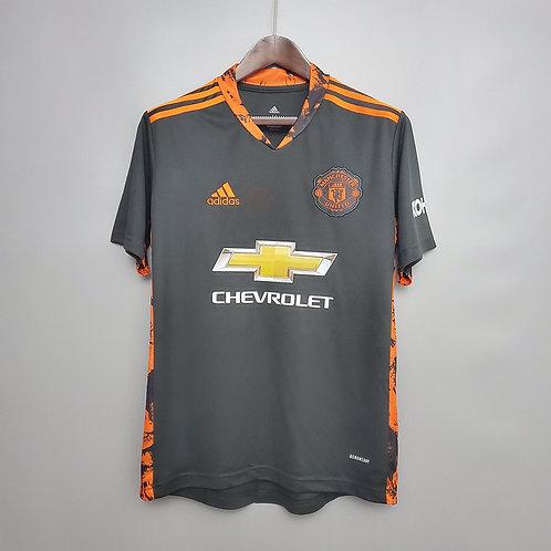 Camisa Manchester United Goleiro 20/21 - Torcedor Adidas