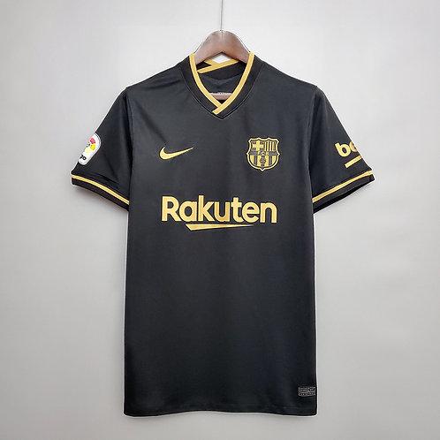 Camisa Barcelona lll 20/21 - Torcedor Nike