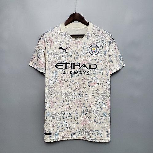 Camisa Manchester City III 20/21 - Torcedor Puma
