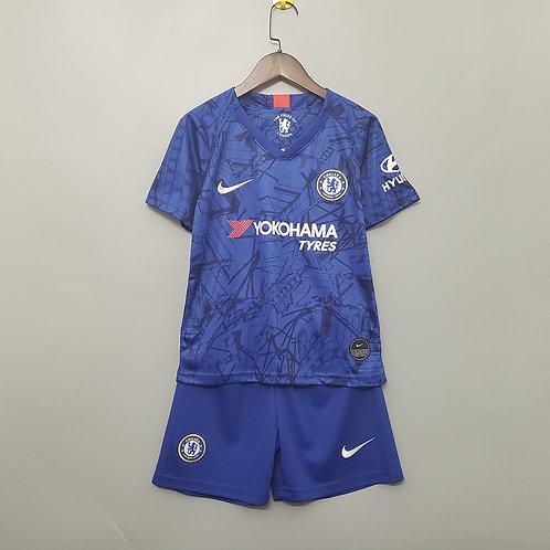 Kit Chelsea Home 2020 - Infantil Nike