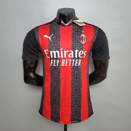 Camisa Milan I 20/21 - Jogador Puma