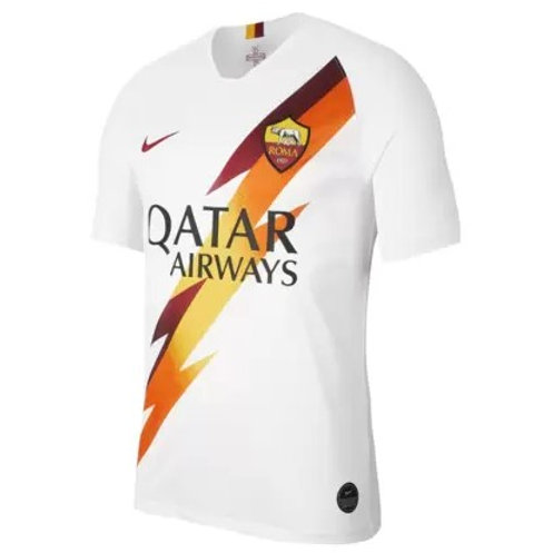 Camisa Roma Away 2019 - Torcedor Nike
