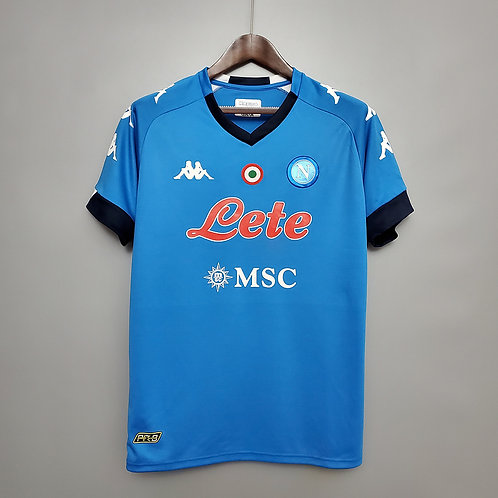 Camisa Napoli I 20/21 - Torcedor Kappa